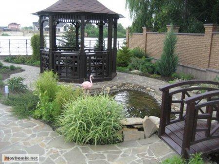 Ландшафтная архитектура и садово-парковое строительство