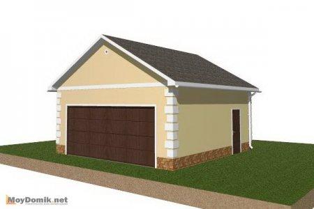 Проектирование и оборудование гаража