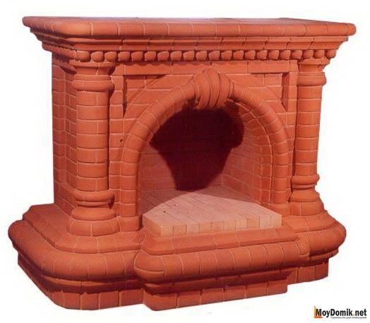 Как построить камины в частном доме своими руками