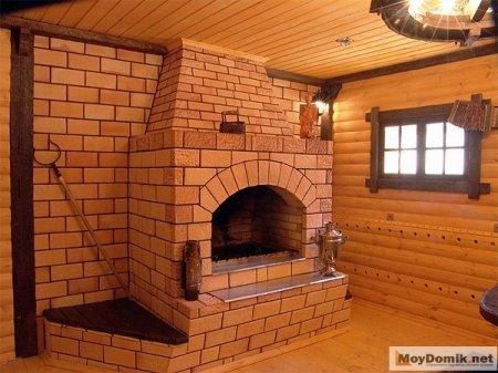 Как построить печь на даче своими руками, кладка печи для дачи