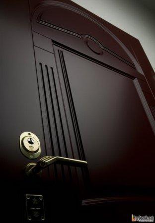 Наличники на входную дверь своими руками