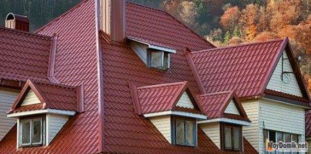 Какая крыша лучше для дома
