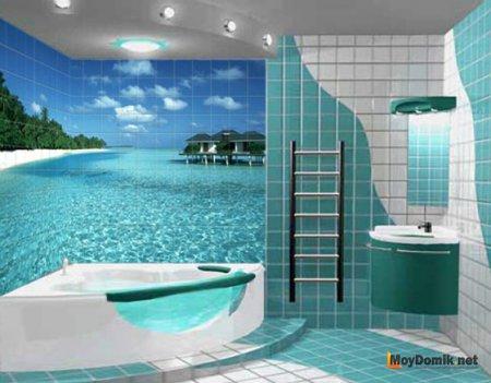 Стили ванных комнат – какие бывают и какой выбрать