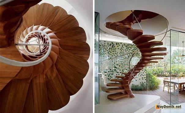 Лестница на второй этаж своими руками из дерева фото фото 31