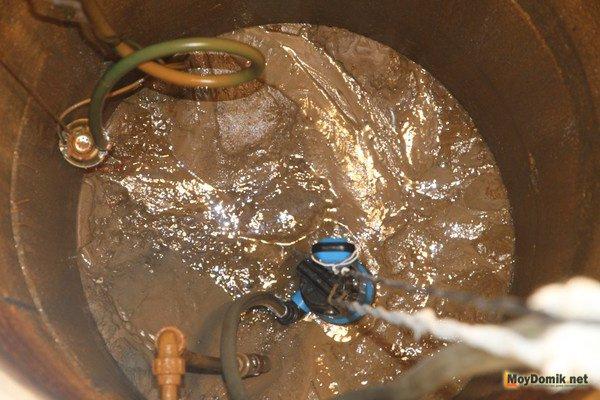Очистка воды от глины своими руками 79