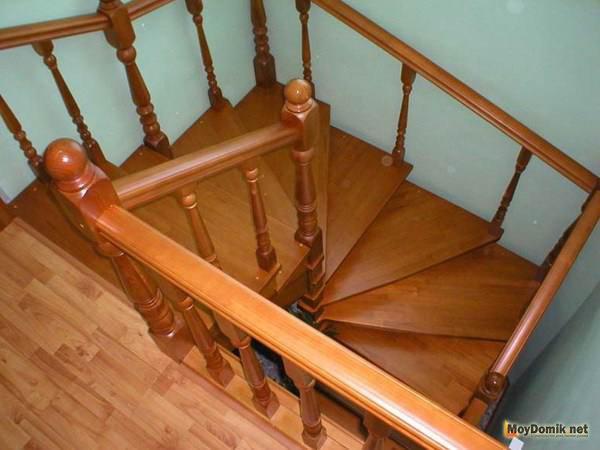 Как самому сделать лестницу в доме винтовую лестницу
