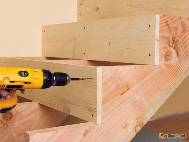 Изготовление деревянных