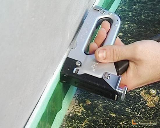 Приспособление для наливного пола своими руками
