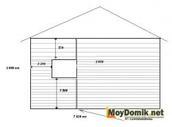 Расчет сайдинга для обшивки дома | Строительный портал