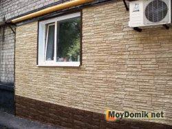 Цементный (фиброцементный) сайдинг