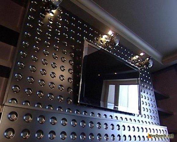 3D стеновые панели из стекла
