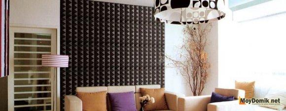 Полимерные 3д панели для стен