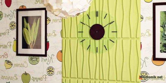 Стеновые панели 3д из бамбука