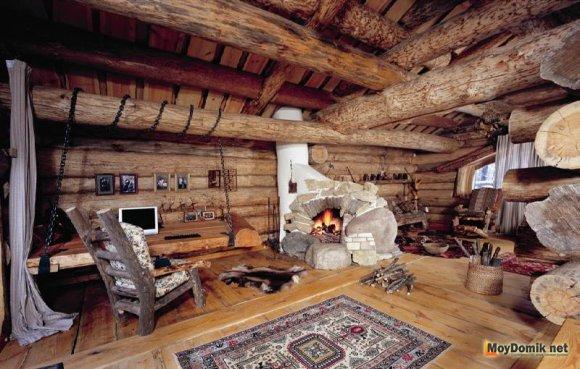 Интерьер дачного домика своими руками фото фото 897