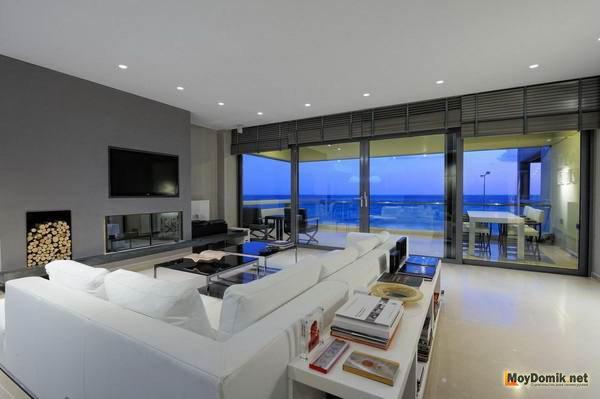 Дизайн квартир стиль хай тек фото
