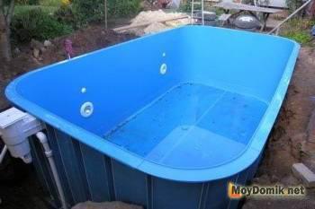 Пластиковые бассейны | купить бассейн пластиковый