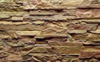 Декоративный камень из гипса - пример фактуры