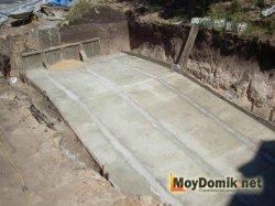 Бассейн из бетона своими руками – строительство бетонного бассейна