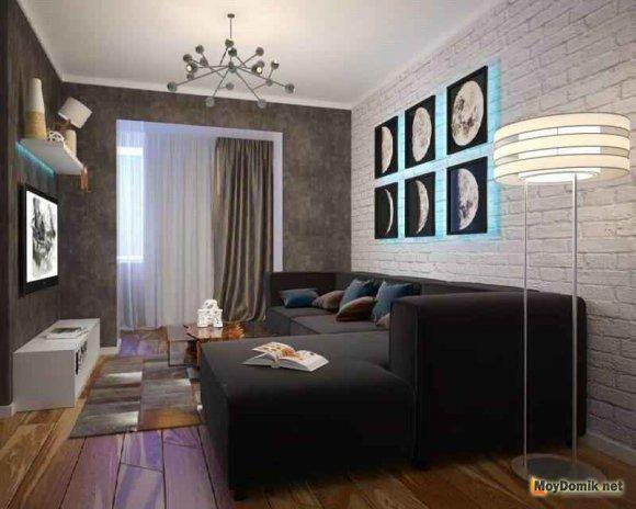 3d панели для стен в зале