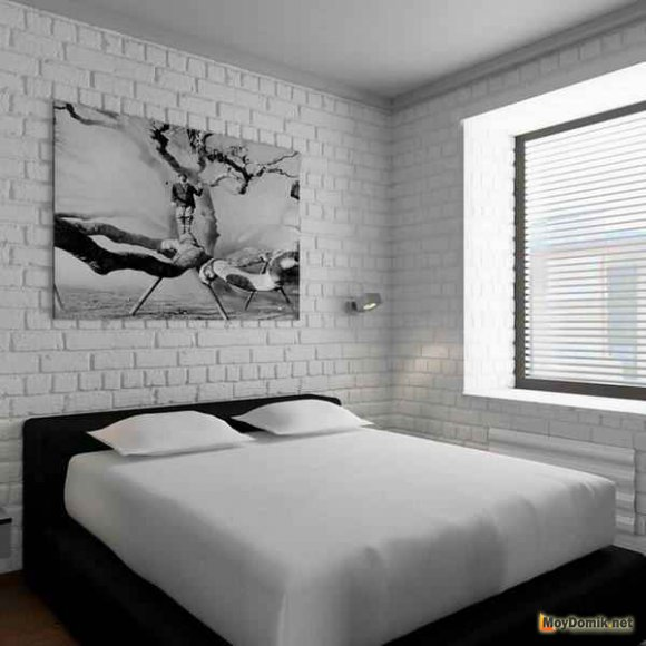 Кровати в стиле минимализм