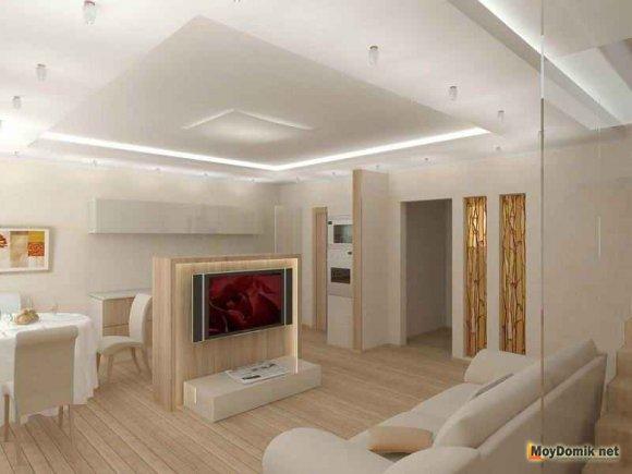 Сочетание мебели в стиле минимализм