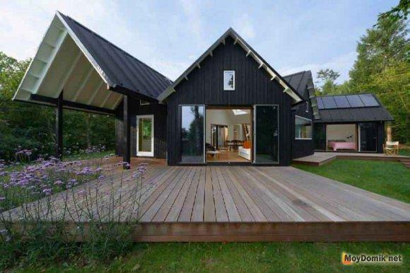 Деревянная терраса к дому своими руками