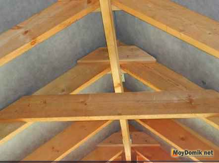инструкция по строительству крыши - фото 11