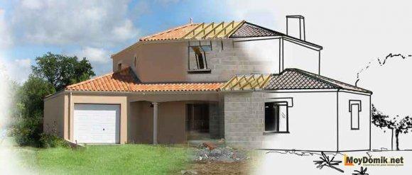 Строительство кирпичного дома своими руками - вступление