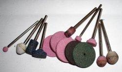Насадки для дрели шлифовочные - шлифовальный камень