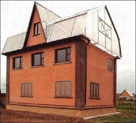 Зимний сад – надстройка над домом, устройство оранжереи на крыше