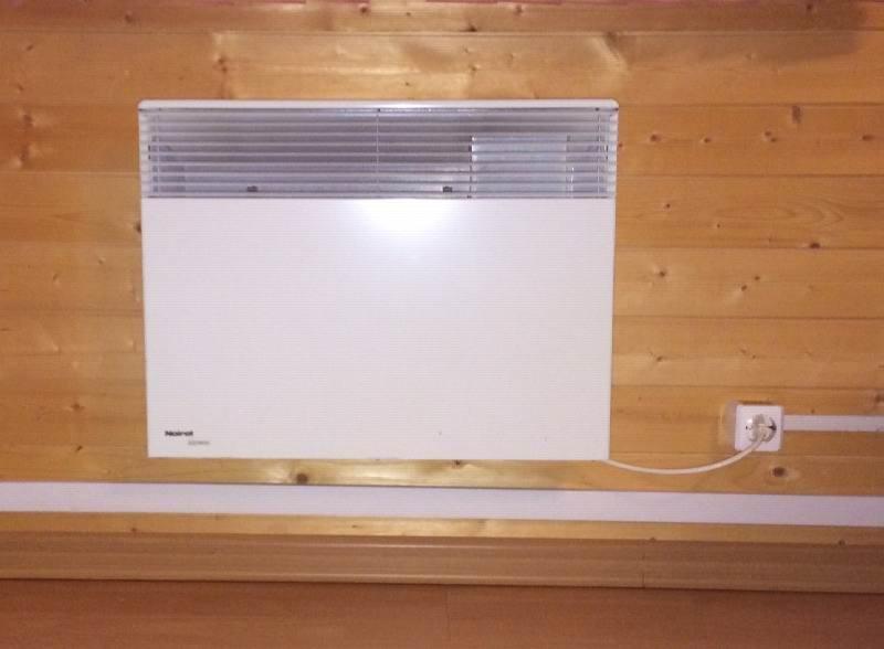 Электрические конвекторы для отопления как выбрать ...