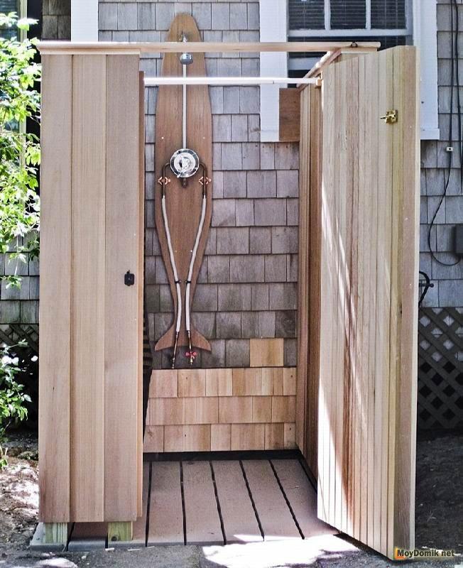 Дверь в летний душ своими руками фото 135