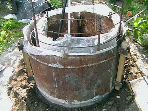 Как провести воду из колодца