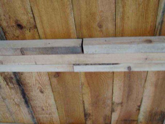 Усиление деревянного перекрытия – способы укрепить потолочные и балки второго этажа