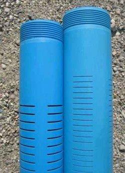 Фильтр для скважины - насечки