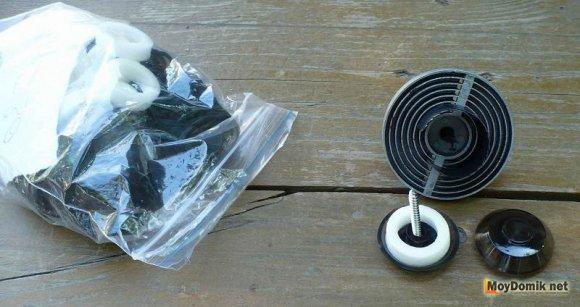 Термошайбы для поликарбоната