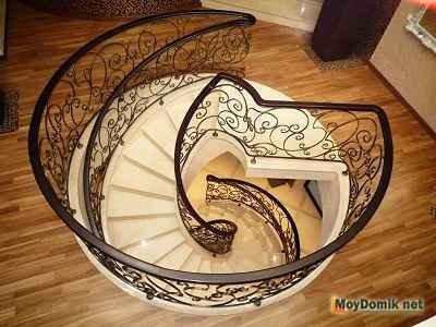 Лестница винтовая своими руками пошаговая инструкция фото 574