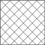 Укладки плитки по диагонали