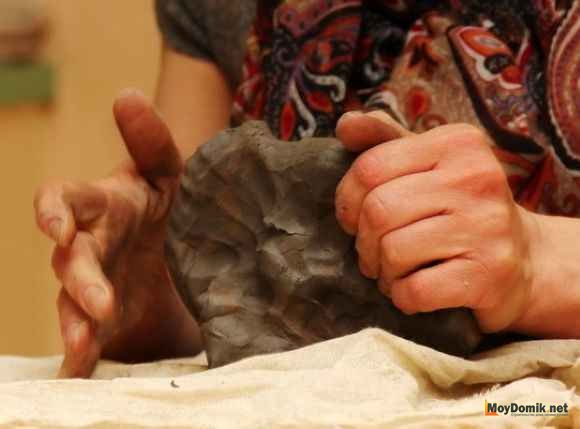 Изразцы из глины своими руками