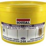 Клей для плитки SOUDAL 24А