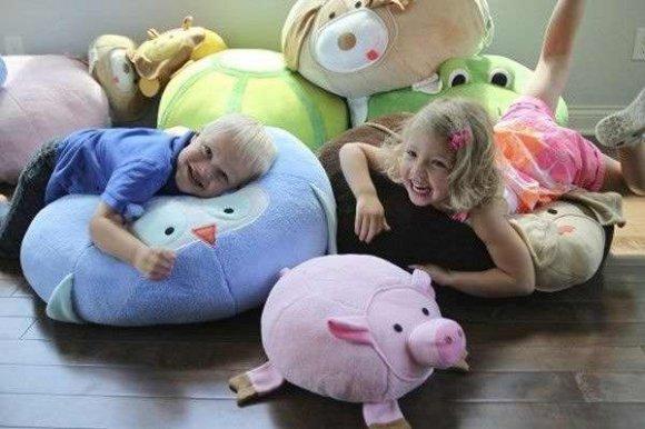Веранда-игровая комната (детская)