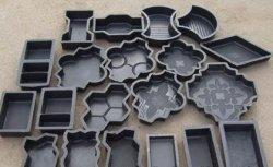Пластиковые формы для тротуарной плитки