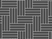 Укладка елочкой - тройная диагональная