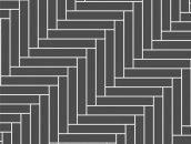 Укладка елочкой - одинарная диагональная
