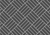 Укладка паркета квадратом - диагональный из 4-х планок