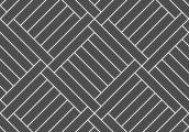 Квадрат диагональный с обкладной планкой