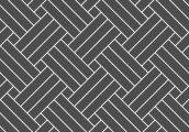 Плетенка диагональная тройная
