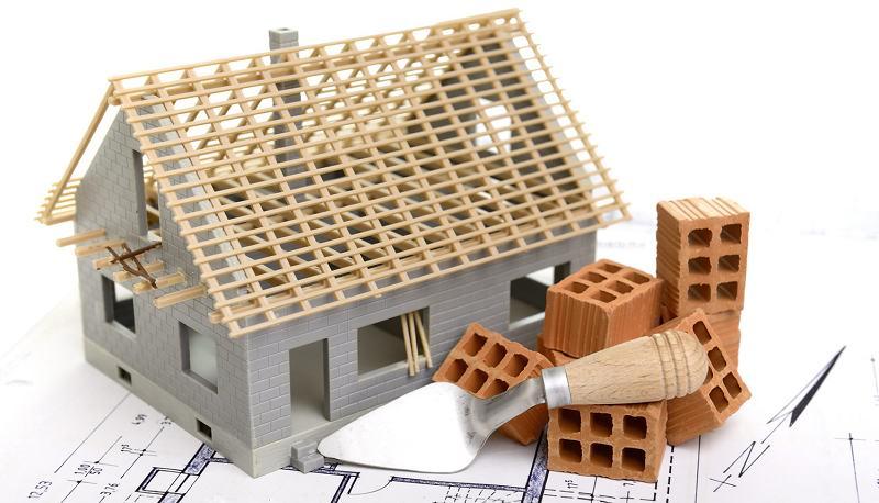 Пошаговое строительство дома с мансардой 173
