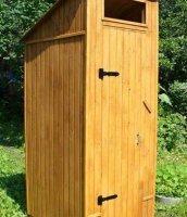 Стульчак для дачного туалета своими руками