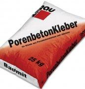 Клей для газобетона Baumit PorenbetonKleber
